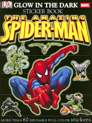 The Amazing Spider-Man Glow in the Dark Sticker Book By Dougall, Alastair